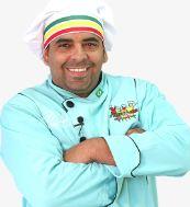 chef robson roberto nhoqueria