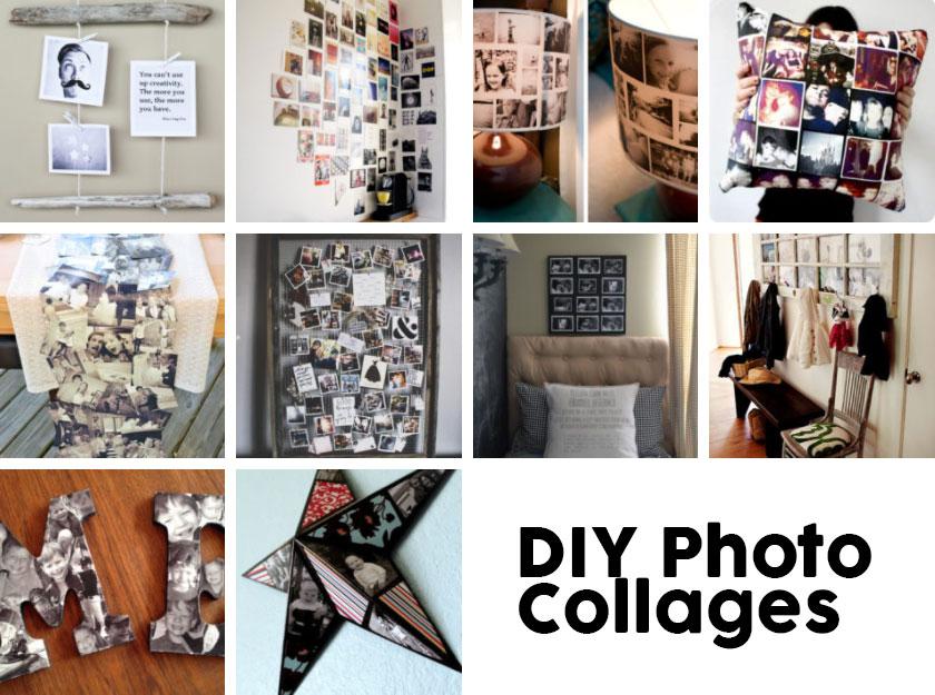 Ideias de colagem de fotos