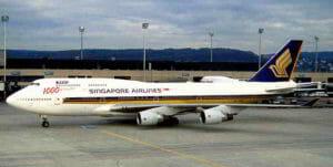 Singapore Airlines Megatop