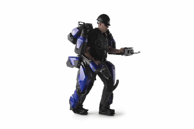 A Sarcos Robotics está levantando US $ 40 milhões para lançar seu exoesqueleto de corpo inteiro no mercado.