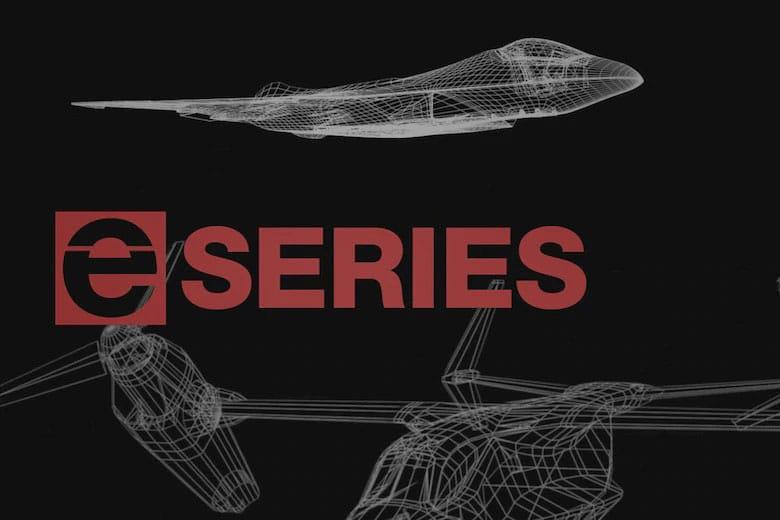 """A USAF lança um novo identificador de sistema de armas, a série """"e""""."""