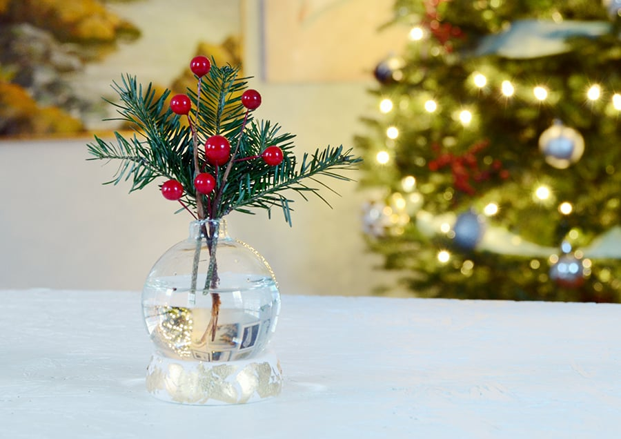 Vaso Ornamental DIY 9