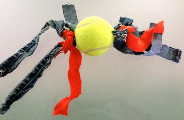 Rebocador de bola de tênis