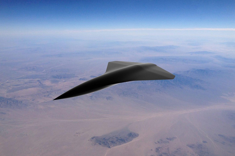 Kelley Aerospace lança caça supersônica não tripulada
