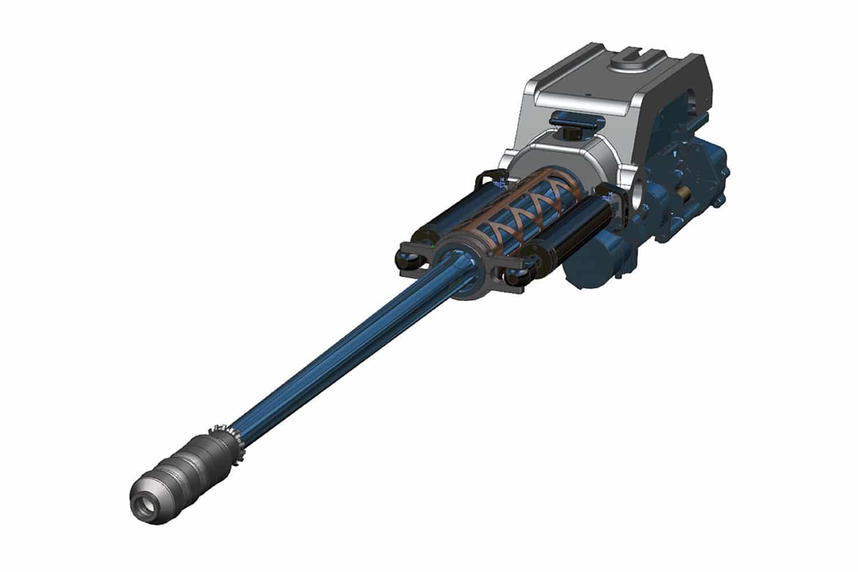 Northrop apresenta a nova pistola Sky Viper Chain para o futurista helicóptero de ataque do Exército