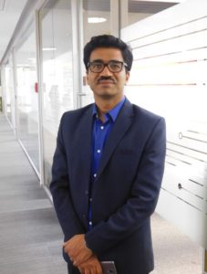 Sunil Gupta, cofundador e CEO da Yotta Infrastructure