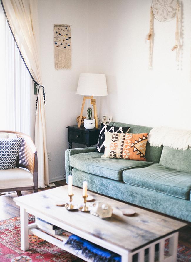 15 boho living room