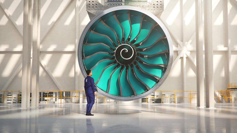 Rolls-Royce começa a construir UltraFan, o maior motor do mundo