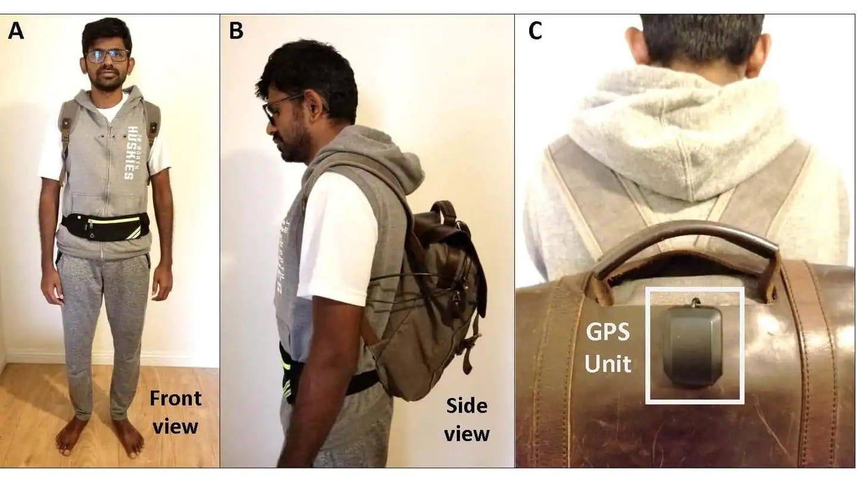 Uma mochila alimentada por IA ajuda pessoas com deficiência visual a encontrar seu caminho ao redor do mundo